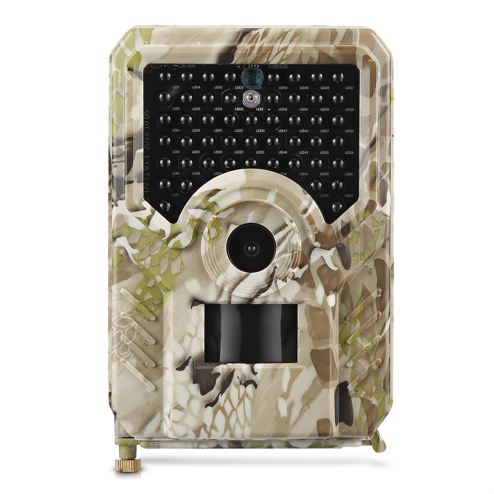 <font><b>PR200</b></font> Trail Camera 12MP IR LEDs 940nm Hunting Camera Waterproof 120 Degree Angle Wild Camera Night Vision Photo Traps image