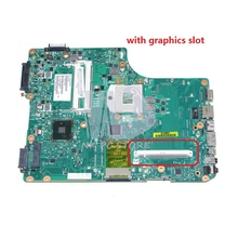 1310A2338704 SPS V000198160 Main Board For Toshiba Satellite A500 A505 Laptop Motherboard HM55 DDR3 with Graphics Slot