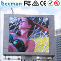 Leeman full color outdoor dip or smd p10 p16 free hot sex images big ld display in aliStadium Screens & Sports Live Video
