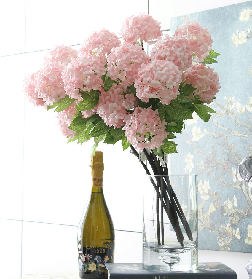 compare prices on hydrangea flower arrangements online shopping, Natural flower
