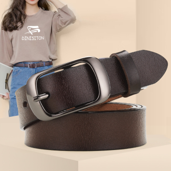 Leather Belt For Strap Casual All-match Ladies Adjustable Belts Designer High Quality
