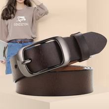 DINISITON New Women Genuine Leather Belt For Female Strap Casual All-match Ladie