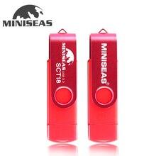 High Speed cle usb 3.0 OTG 64GB Pen Drive USB Flash Drive External Storage Memory Stick 32GB 16GB Micro USB Stick Pendrive