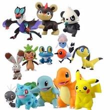 Tomy gen6 MC series new XY Pokemon 5cm Figures Pokemon Pikachu Garchomp Action Figures Toys Anime Collectible Model kids gifts