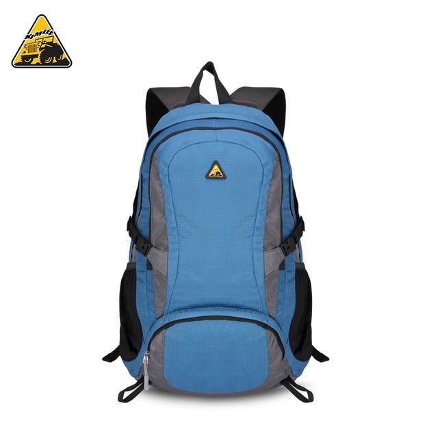 KIMLEE 25L Outdoor Travel Camping Backpack Waterproof Sports Bag  Mountaineering Hiking Rucksack School Bag with Rain 20cc4383f8