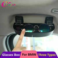 Farbe Mein Leben Auto Brillenetui Box für BMW 1/2/3/5 Serie E90 E91 F30 F31 F34 320 328 F07 F10 F11 F48 520 528X1X3X5 Teile