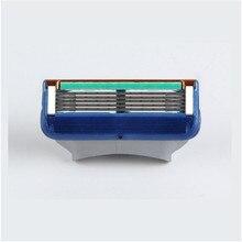 2016 new 8pcs/lot Brand Quality proglide Standard for RU&Euro&US Fusione Power  shaving razor blade for mens