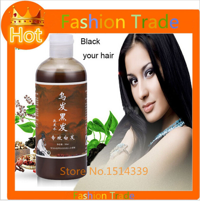 Grey Hair Removal Repair Anti White Hair Shampoo & Treatment Of ...
