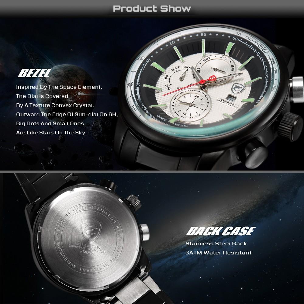 HTB1cbwoKFXXXXXeXVXXq6xXFXXXI - Gummy Shark Sport Watch - White /SH371