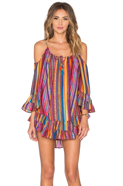 font b Fashion b font Ladies dresses multicolour Dress sexy vintage off shoulder chiffon mini