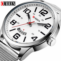 Reloj Hombre 2016 Curren Watches Men Brand Luxury Quartz Watch Men S Sport Watches Waterproof Man
