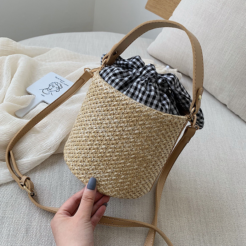 Mini Straw Bags Lady Crossbody Bags For Women 2019 Summer Bucket Shoulder Messenger Bags Lady Travel Purses and Handbags NewMini Straw Bags Lady Crossbody Bags For Women 2019 Summer Bucket Shoulder Messenger Bags Lady Travel Purses and Handbags New