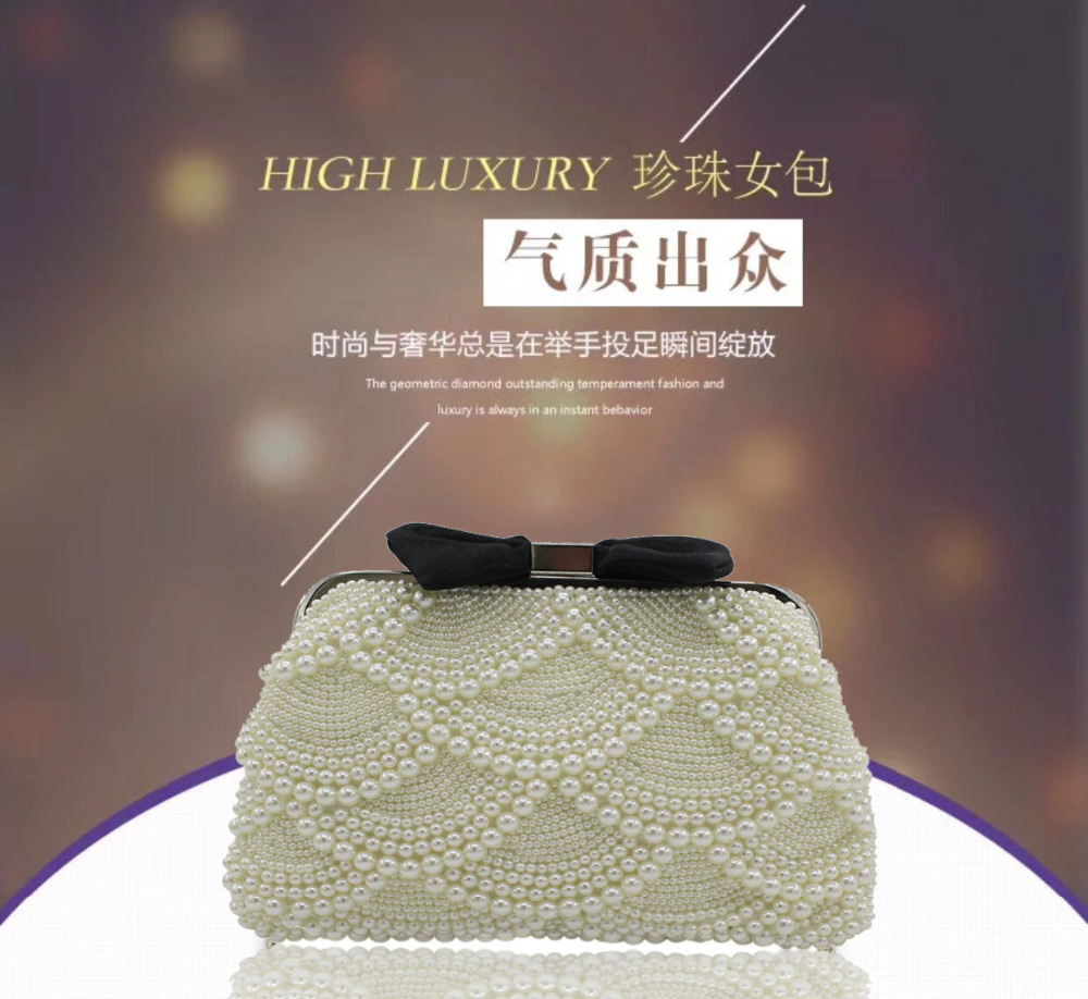 Nuove Clutch Gentlewomen Cm Di Arrivo lt;20 Banchetto 2018 Top Borsa Pearl Shell Pocket Mini Donne Interni Evening Dolci Nuziale Hard Slot fdgHq1