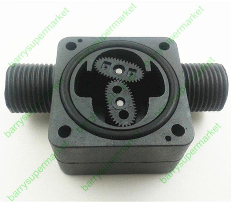 G1/2 capteur de débit de vitesse carburant liquide capteur de débit compteur essence diesel