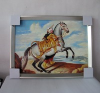 Wall pictures for living room canvas painting art Horse oil painting on canvas