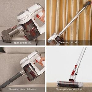 Image 5 - FUNHO aspirateur à main sans fil 150W, haute puissance, appareil de nettoyage en profondeur, collecteur de poussière multifonction, pour la maison