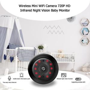 Image 5 - Wireless Mini WiFi Camera 720P HD Video Sensor Infrared Night Vision Motion Detection Camcorder Baby Monitor Home Security