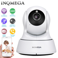 INQMEGA HD 720P Pan Tilt Security IP Camera WiFi Home Security CCTV Camera With Night Vision