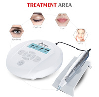 Hhigh quality Permanent Makeup machine digital Artmex V6 Tattoo Machine set Eye Brow Lip Rotary Pen V6 MTS PMU System