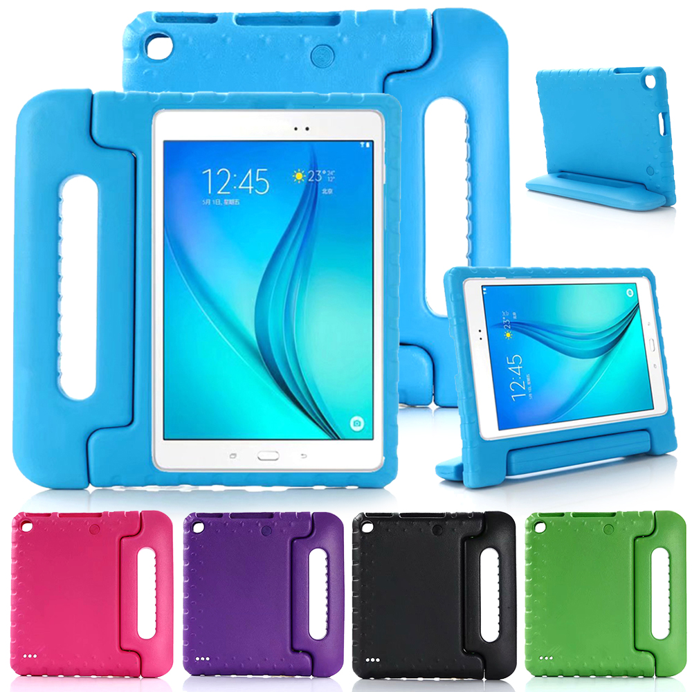 <font><b>Kids</b></font> ShockProof Portable Cover <font><b>Case</b></font> for Samsung Galaxy Tab A 2019 SM-T510 SM-T515 T510 T515 <font><b>Tablet</b></font> <font><b>Case</b></font> Steering Wheel Cover image
