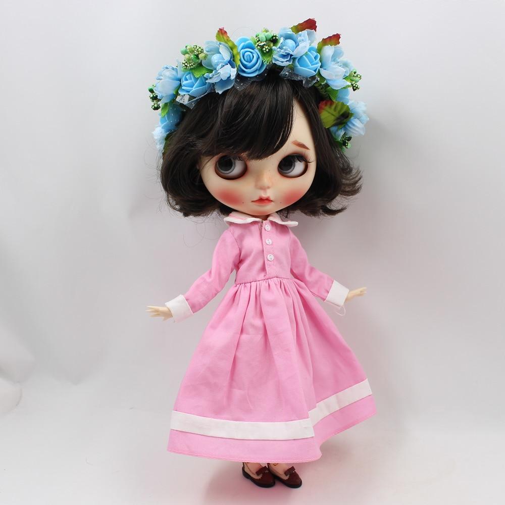 Neo Blythe Doll Wreath Garland Lei Anadem 3