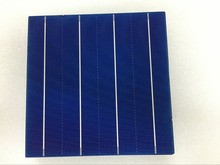 100pcs18 efficiency 6x6 poly crystalline solar cells for DIY outdoor solar light