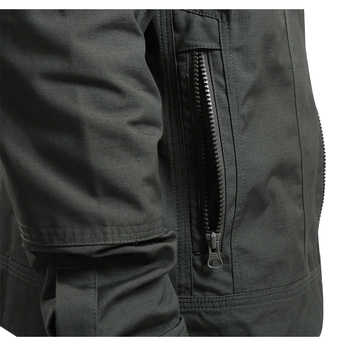 CQB Outdoor Sport Camping Tactical Military Jacket Men\'s Thin Wear-resistant Breathable Water Repellent Hunting Cloth for Hiking