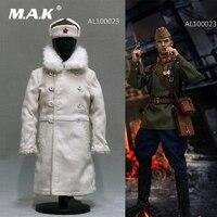 AL100023 1/6 масштаб мужской одежды WW2 1942 красный армия пехотные войска лейтенант офицер Набор для 12 Solider человек фигурку тела