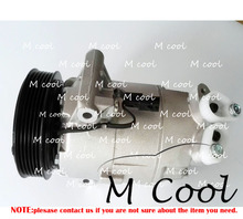 PV6 CVC Auto AC Air Conditioning Compressor For Nissan QashQai J10 JJ 10 DUALIS 2.0 MR20DE 2007 926001DB3A 926001DB0A 92600JD200