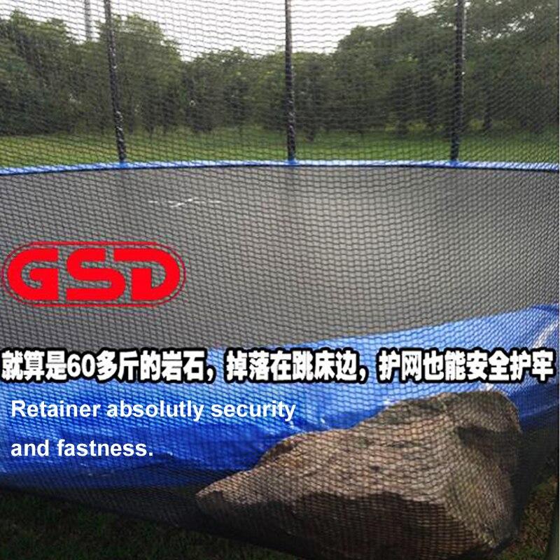 GSD visoke kvalitete 10 stopa proljetni trampolin sa sigurnom mrežom - Fitness i bodybuilding - Foto 6