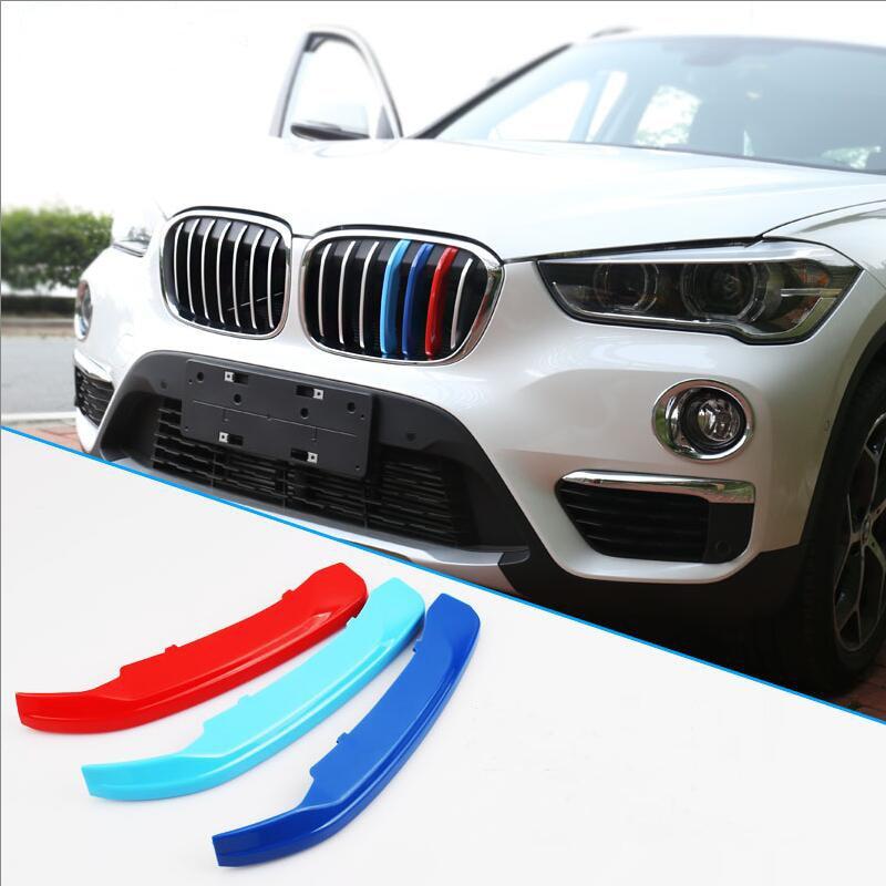 Inserti a strisce griglia in ABS M-Color per griglie 5er F10 12 raggi F11
