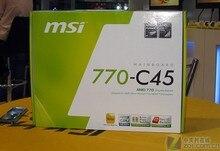 Black planetesimal 770 ddr3 motherboard AM3 785g Desktop board 880g 100% Tested Perfect Working