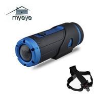 Myeye G1S 1080P HD H.265 Waterproof Night Vision Sport Camera 32GB SD Card Wifi Video Action Camera G-Sensor With Head Strap