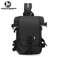 ROCK BIKER Motorcycle Touring Backpack Shoulder Bag Motorcycle Riding Shoulder Bag Motocross Motorcycle Waist Bag Package