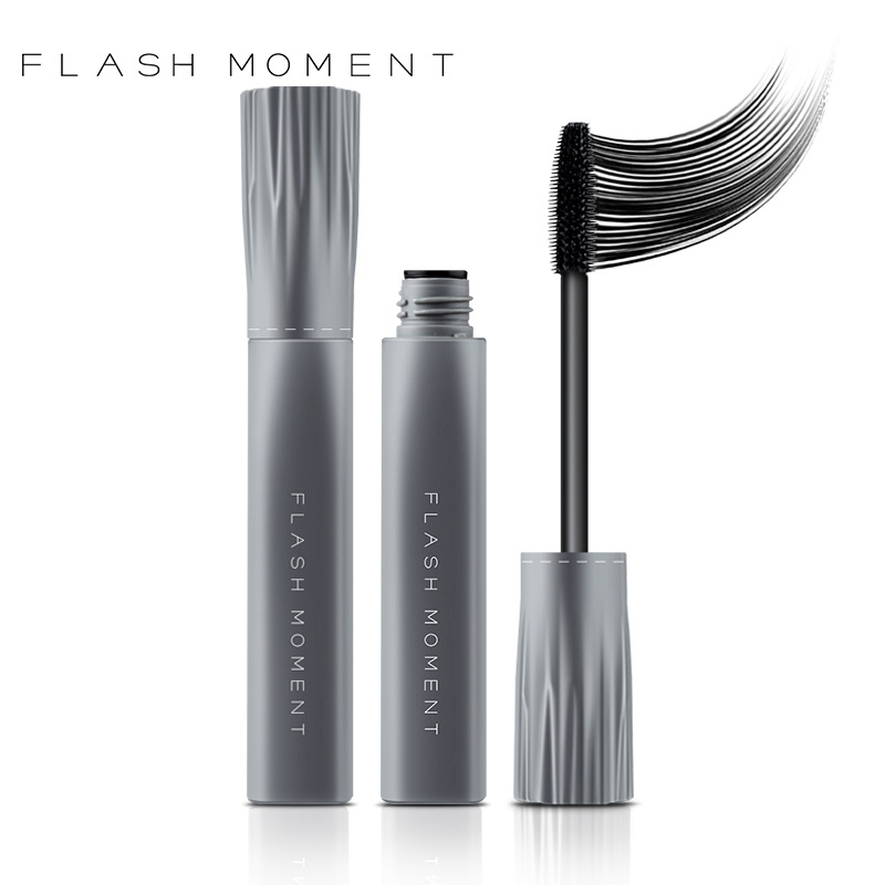 Volume Black Mascara Waterproof Eyelash Extension 3D Fiber Curling Thick Lengthening False Lashes Eye Makeup Curve Brush