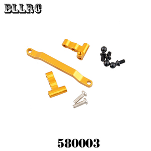 1/18 HSP RC Auto 580003 Metall Aluminium Lenkgestänge A949-08 für Wltoys A949 A959 A969 A979 Upgrade Teile Zubehör