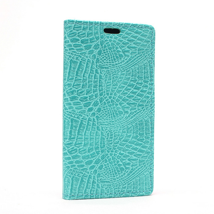 Huawei Y635 Case Crocodile Texture Card Slots Stand PU Leather Wallet Flip Cover Ascend - Sunsky-On Line store