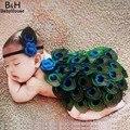 Animal bebé infant costume newborn fotografía atrezzo toddler 2 unids ropa headwear + cubierta pavao roupas bebes fotografia 67