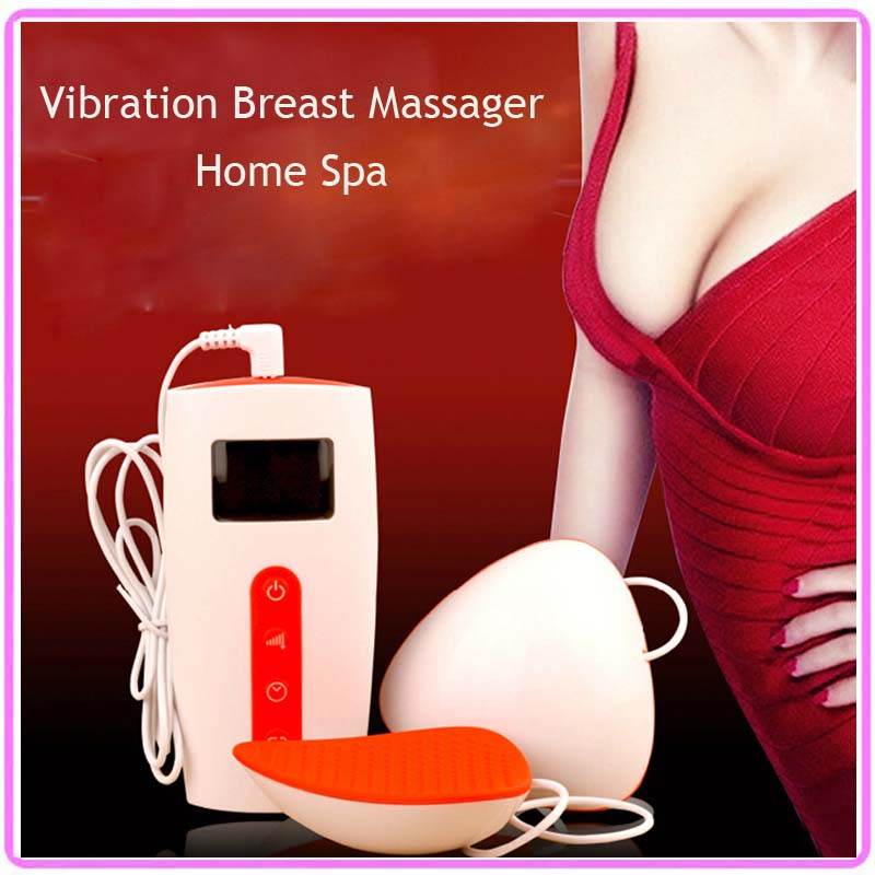 Vibration Beautifying Big Breast Massager Machine For Breast Firming And Tightening Lifting Free Shipping vibration type pneumatic sanding machine rectangle grinding machine sand vibration machine polishing machine 70x100mm