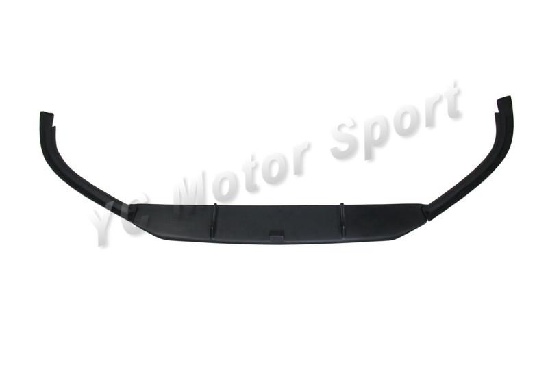 2010-2012 Volkswagen Golf R Revozport Style Front Lip FRP (12)