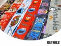 C&Z Exclusive Cartoon Anime Neck strap One piece/Elmo Lufy/Choppe/ Totoro phone neck chain randomly send