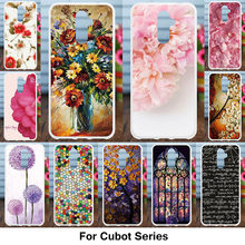 Ojeleye Case For Cubot X18 Plus Case Silicon Cover For Cubot Echo H2 H3 Magic Manito Max Note Plus R11 R9 X15 X18 Plus Cover(China)