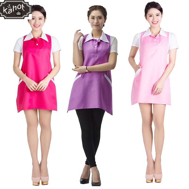 1pcs Professional Hairdressing Apron Beauty with Collar Hair Cutting Aprons Barber Home Styling Salon Hairdresser Waist Cloth все цены