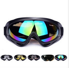 2016 New Free Shipping HOT Motorcycle Dustproof Ski Snowboard Sunglasses Goggles Lens Frame Eye Glasses