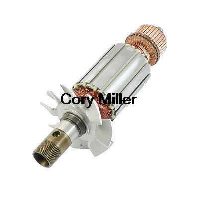 Мощность инструмент 20 мм Диаметр приводной вал электродвигателя ротора AC 220 В для Makita 3600 H
