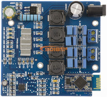 car HI-FI vehicle-mounted 2*50W 24V battery powered  TPA3116 Bluetooth 4.0 D class digital power amplifier board Brand new