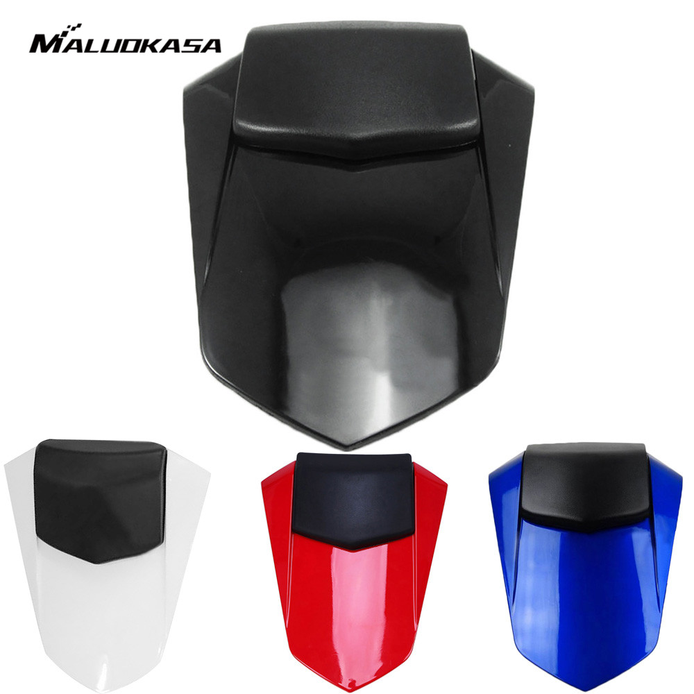 MALUOKASA Motorcycle Rear Pillion Seat Cowl Fairing Cover For Yamaha YZF R1 2007 2008 Rear Seat Cover Motorbike Accessories