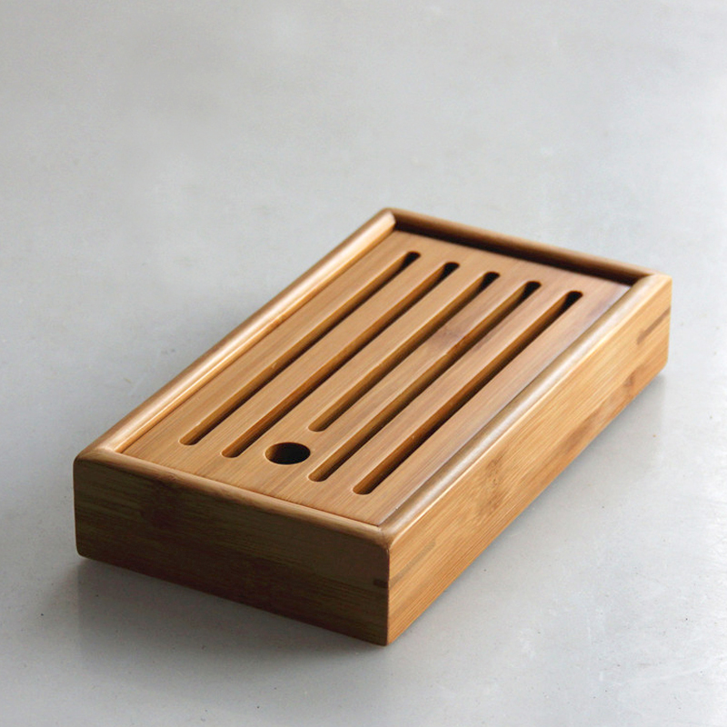 chinese style tea tray bamboo table Cup holders kung fu tea tools for cup teapot crafts tray tea dishes cup set saucer