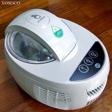 VOSOCO Ice cream machine household automatic large capacity 1 liters of homemade fruit ice cream machine DIY ice cream maker