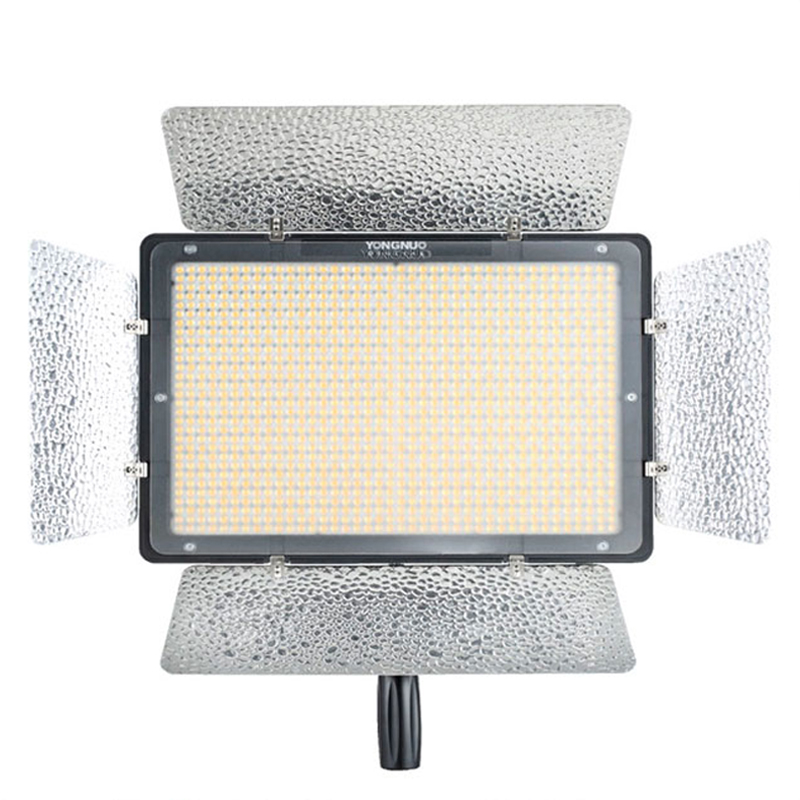 YONGNUO Portable Intelligentized LED Video Light 3200K-5500K Ultra Thin Large Area LED Display Creen APP Remote Multi Channel